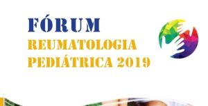 Save the date: Fórum de Reumatologia Pediátrica 2019